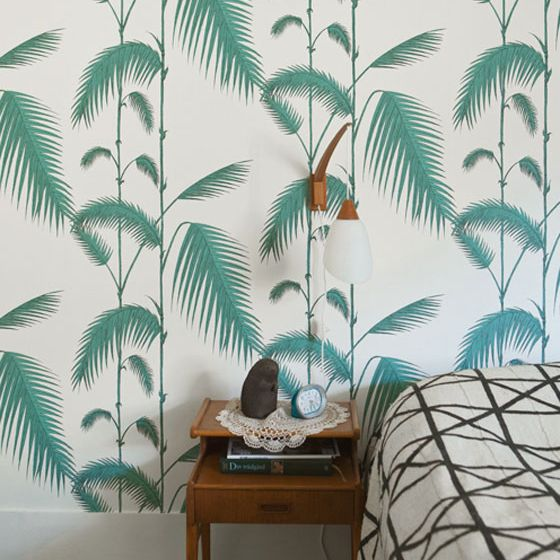 Tapeta Palm Leaves Cole&Son