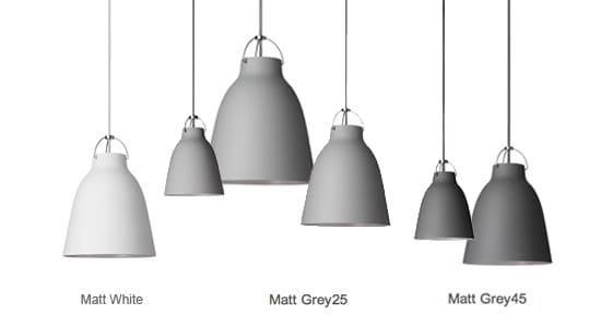 Lightyears,Lampa wisząca Caravaggio Matt  różne kolory  SKANDYNAWSKIE PL