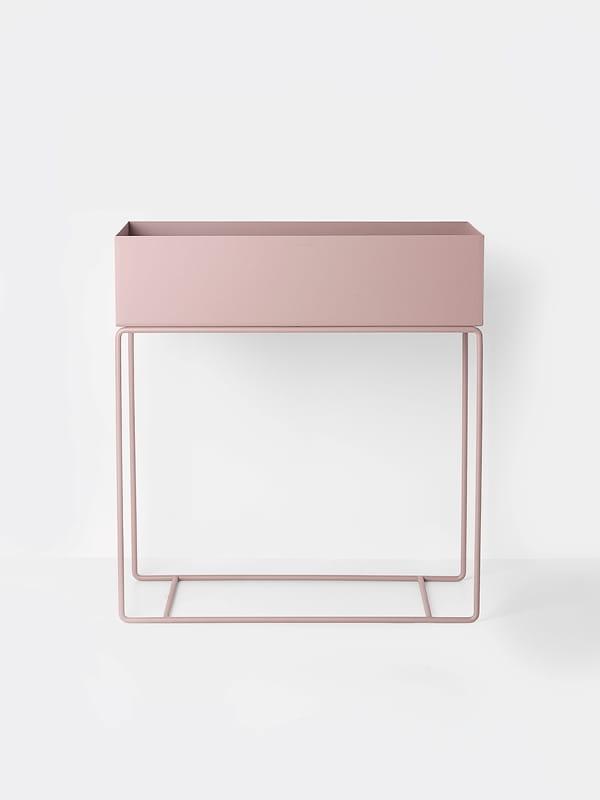 ferm living kwietnik ferm living plant box 3304 r owy skandynawskie pl. Black Bedroom Furniture Sets. Home Design Ideas